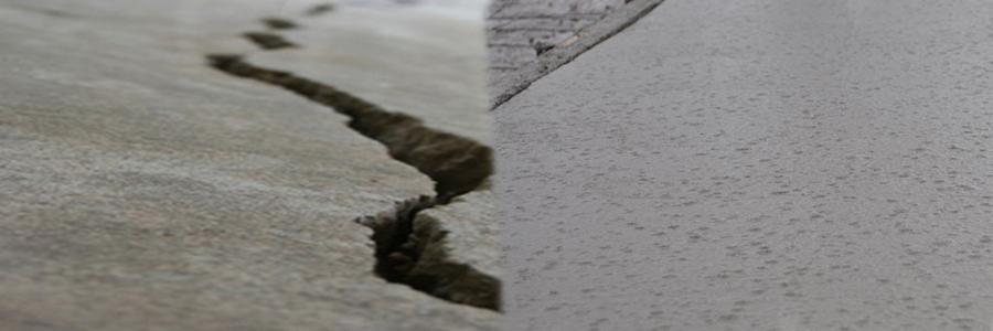 Betonvloer problemen: Vloerovergangen